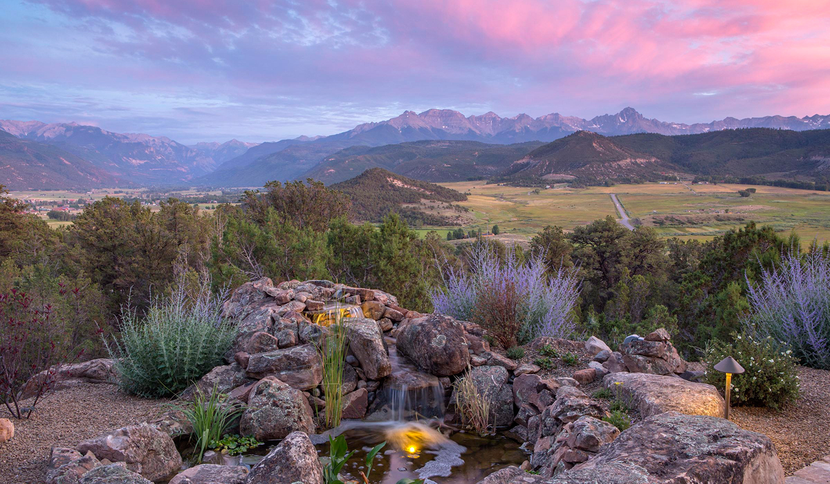 Kaibab Landscaping- Telluride, Flagstaff - Landscape Designer, Landscape Contractor, Water Feature