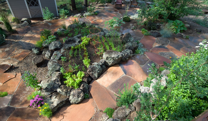 Flagstaff Landscape Design - Landscaping Construction