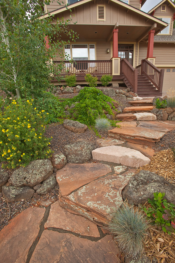 Flagstaff Residential Landscape Design