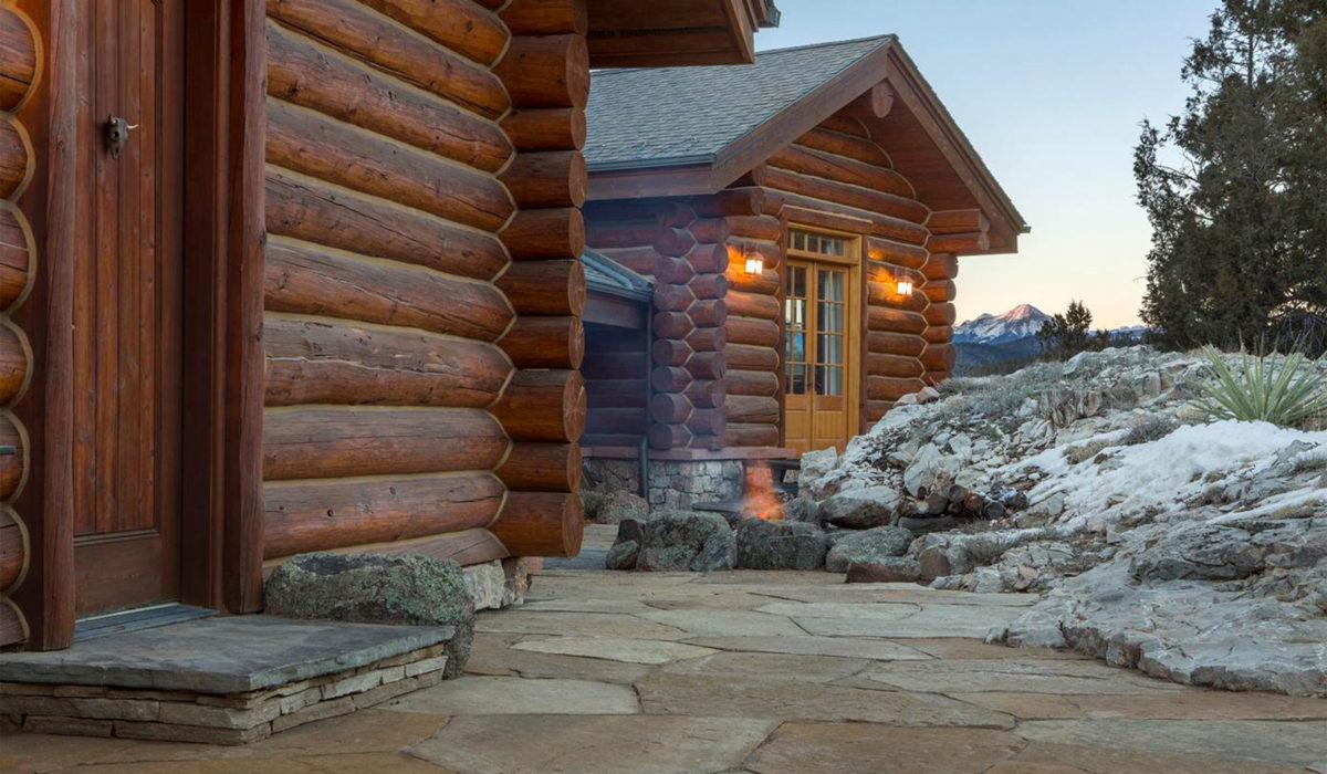 Durango Colorado Landscape Designer - Flagstone Patio