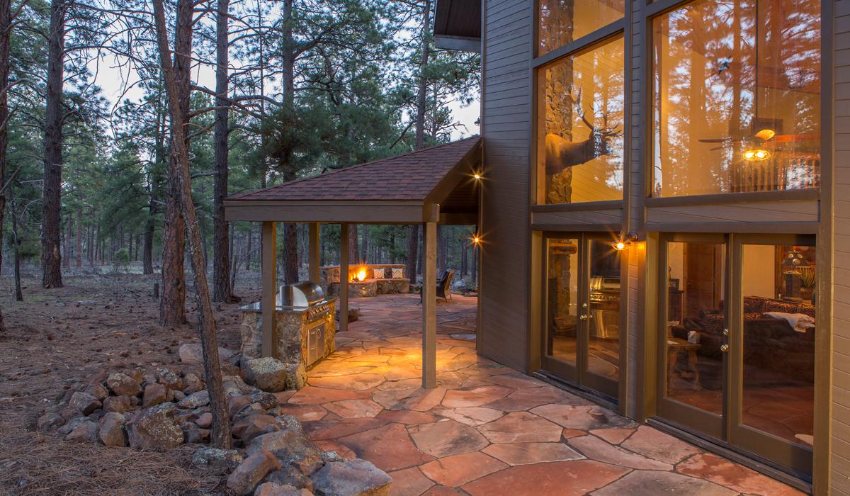 Landscape Design BBQ