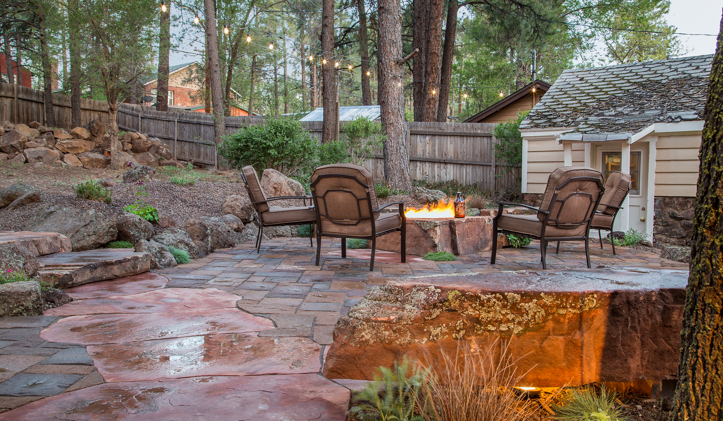 kaibab landscaping Flagstaff Arizona