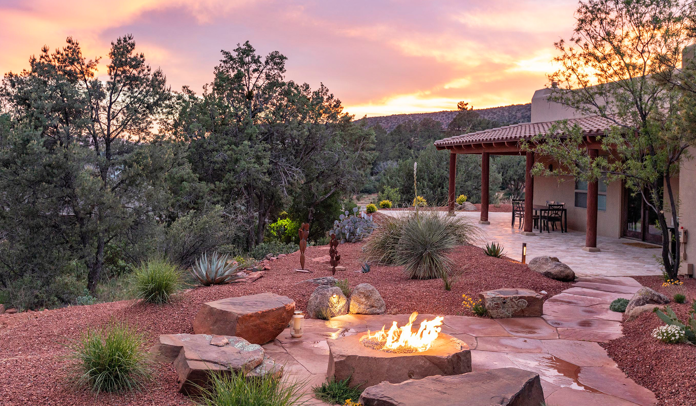 sedona residential landscaping company