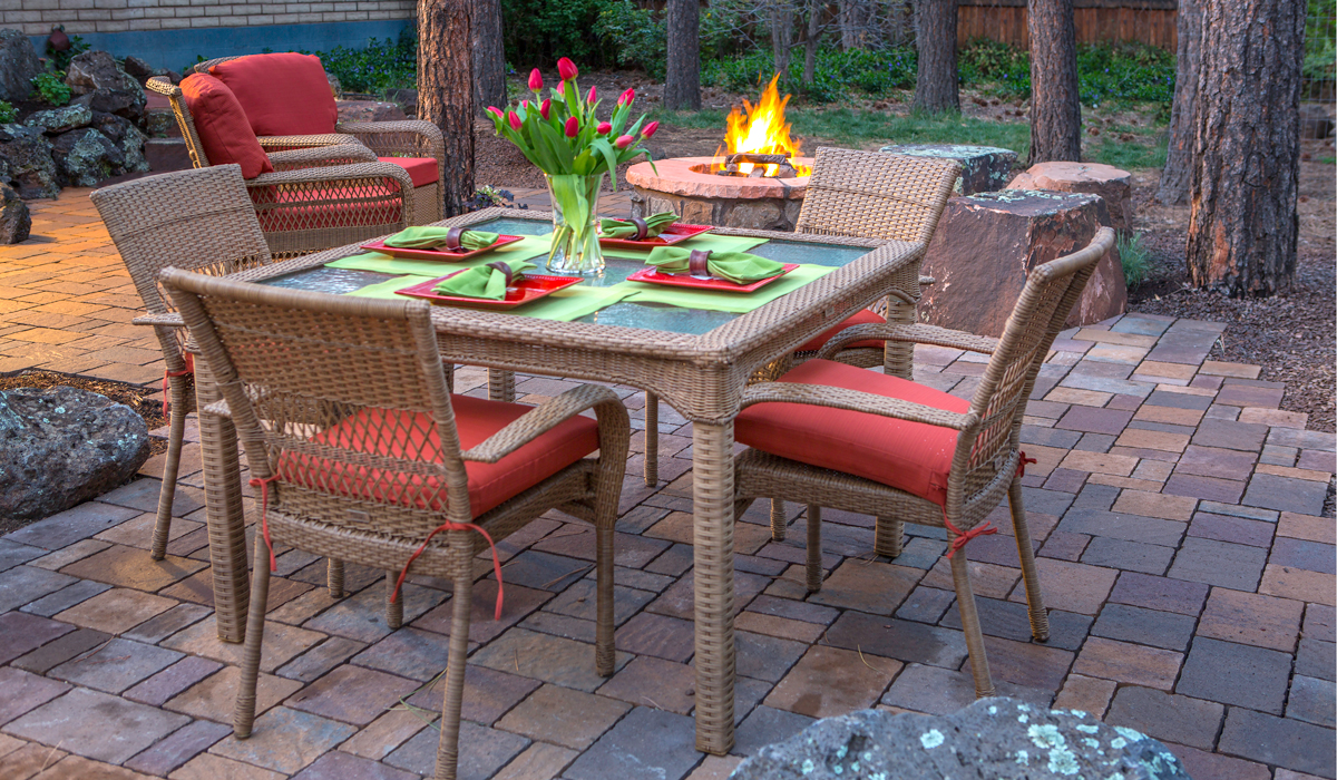 Landscape Designer - Fire Pit, Patio